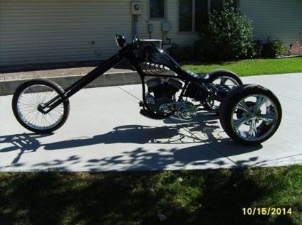 Used Harley Drag Bike For Sale >> 1949 *Harley Davidson Chopper Trike* for Sale in Adelphi ...