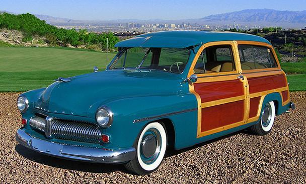 1949 Mercury 8 Passenger Woody Wagon For Sale In Las Vegas
