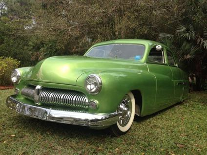 1949 Mercury Custom 4door Sedan Free Shipping For Sale In