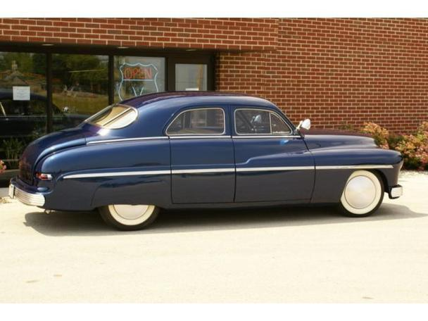 1949 Mercury Sedan For Sale: 1949 Mercury Sedan For Sale In Caledonia, Wisconsin