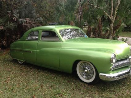 1949 Mercury Traditional Mild Custom 4door Sedan For Sale