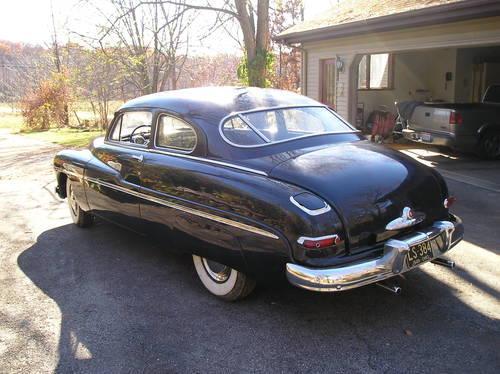 1949 Mercury Sedan For Sale: 1949 Mercury Tudor Coupe For Sale In Hinckley, Ohio