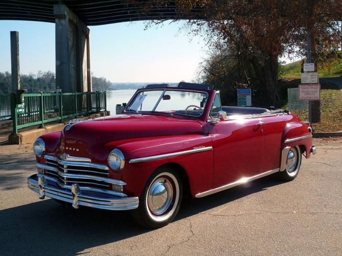 1949 Plymouth Special Deluxe Convertible RWD