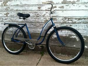 $195 Hiawatha Cruiser Tank Bike