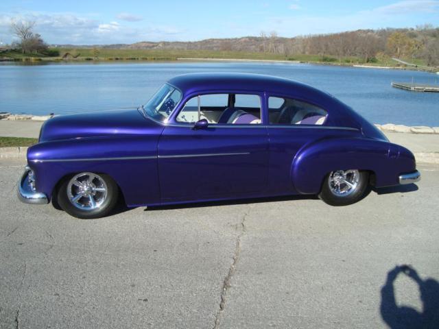 Cars For Sale Omaha Ne >> 1950 Chevrolet Fleetline Deluxe 2DR Fastback for Sale in ...