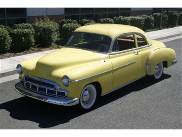 1950 chevrolet styleline deluxe for sale in benicia california classified. Black Bedroom Furniture Sets. Home Design Ideas