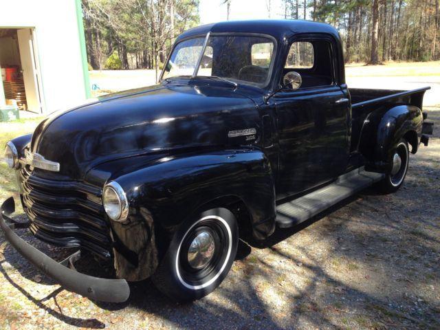 1950 Chevy 3100 PU