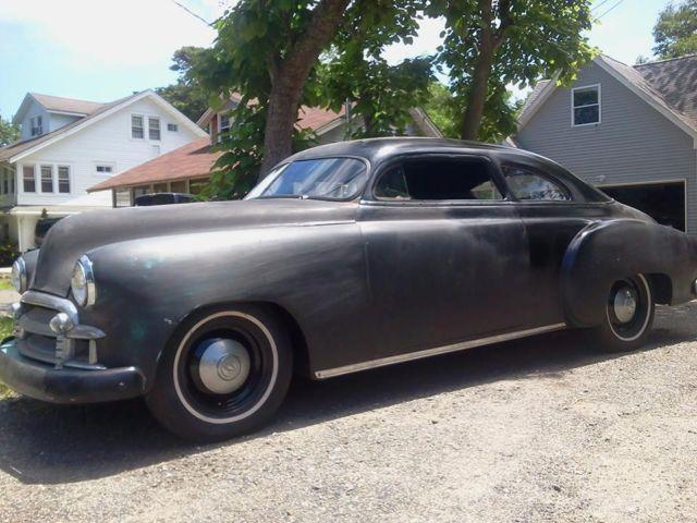 1950 Chevy Styleline Chopped And Lowered Roller For Sale