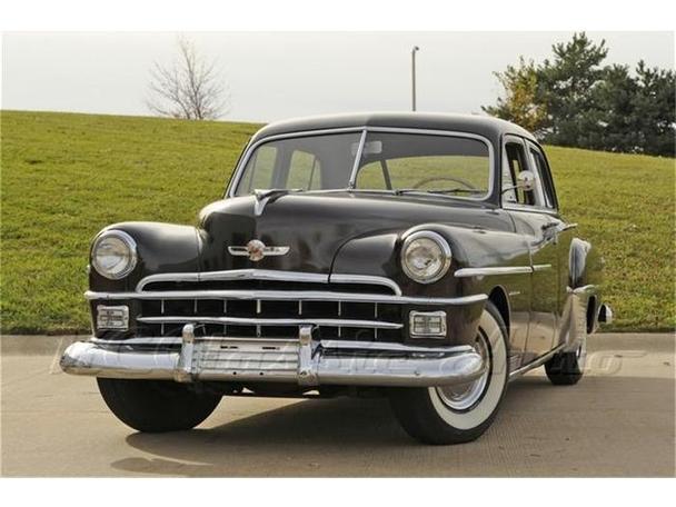 1950 Chrysler Windsor For Sale In Lenexa Kansas