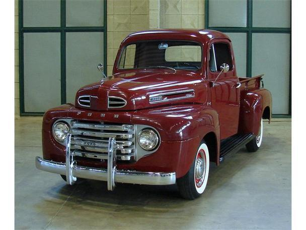 1950 Ford F1 For Sale In Maple Lake Minnesota Classified