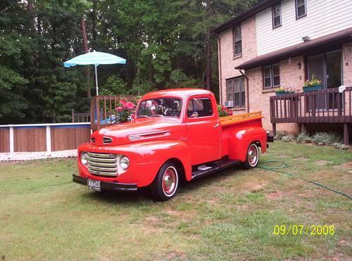 1950 ford pickup truck for sale in danville virginia classified. Black Bedroom Furniture Sets. Home Design Ideas
