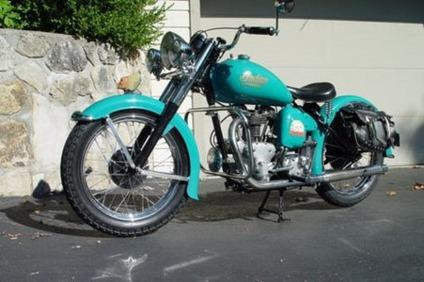 1950 Indian Arrow