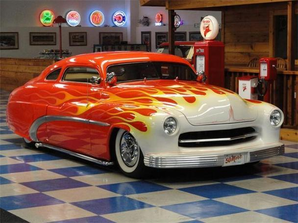 1950 Mercury 2-Dr Coupe for Sale in New Braunfels, Texas ...1950s Cars For Sale Texas