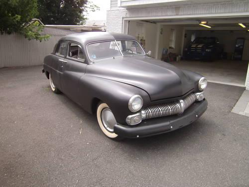 1950 mercury 4 door for sale in dundee new jersey