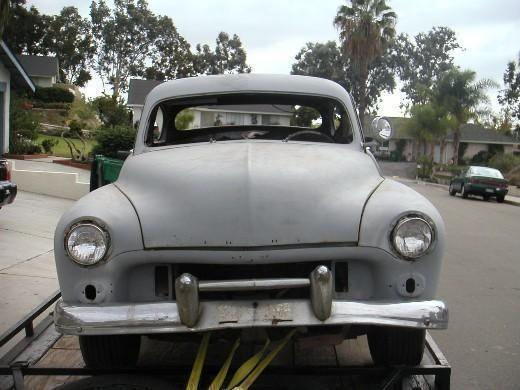 1950 mercury coupe kustom project for sale in rancho california california classified. Black Bedroom Furniture Sets. Home Design Ideas