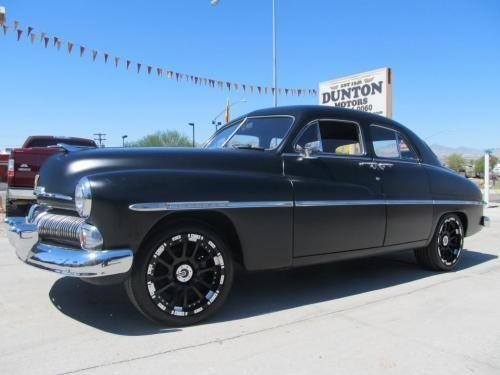 1950 mercury monterey classic lots of upgrades for sale for Dunton motors auto sales bullhead city az