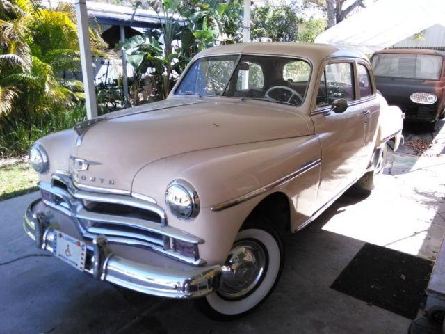 1950 plymouth 2 door special deluxe 1950 classic car in for 1950 plymouth 2 door coupe