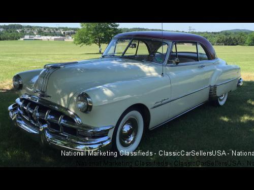 1950 Pontiac Catalina For Sale In Harlysville Pa For Sale