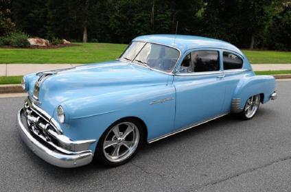 1950 Pontiac Silver Streak Street Rod With Worldwide