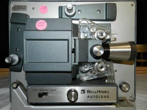 1950s Argus Slide Projector