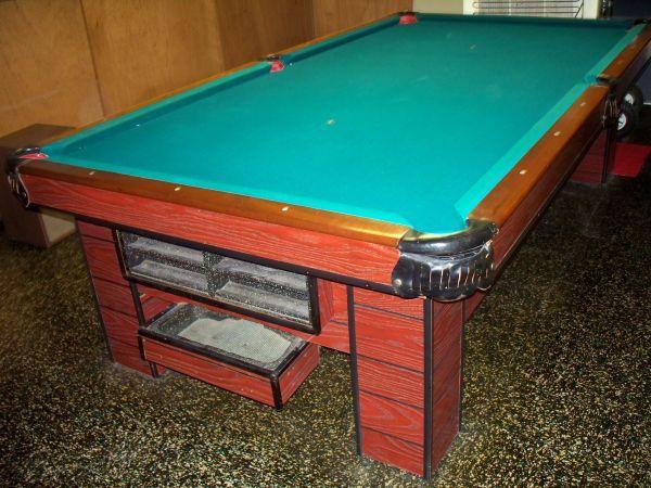 1950 S Atlantic Billiard S Table Kettering For Sale In