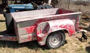 1950 S Dodge Truck Bed For Sale In Austin Texas Classified