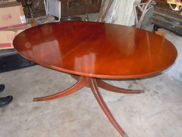 1950s Drexel Mahogany Dining Room Set