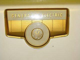 1950's GE Refrigerator with Freezer