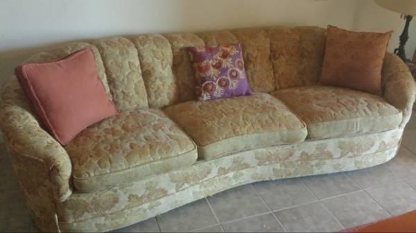 Remarkable 1950S Hollywood Regency Couch For Sale In Sacramento Machost Co Dining Chair Design Ideas Machostcouk