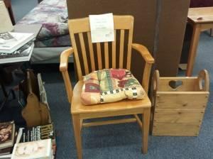 1950u0027s Maple Wood Chairs   $35 (Holland)