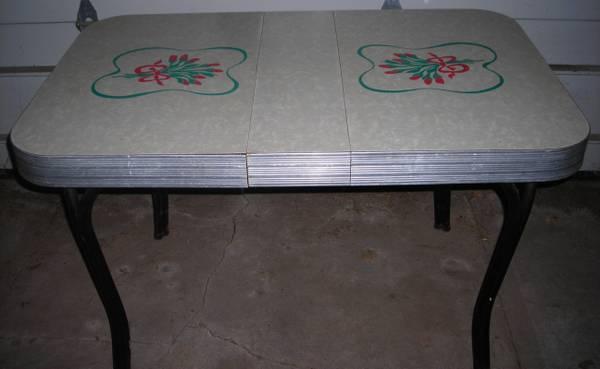 Vintage Enamel Kitchen Table Classifieds Buy Sell Vintage Enamel