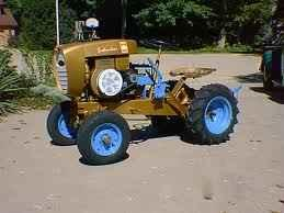 1950 something David Bradley Lawn tractor - $1000