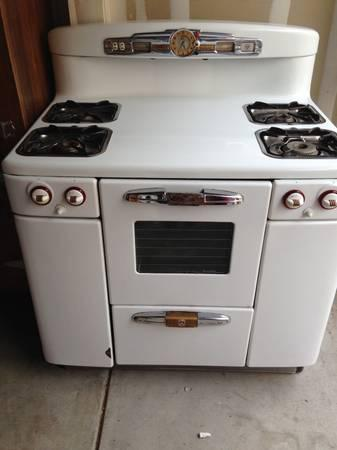 1950 Tappan Deluxe Gas Stove For Sale In Salinas