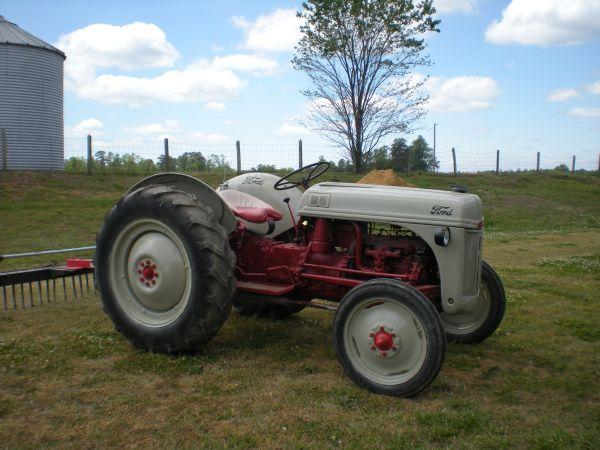 N Ford Tractor Windsor Americanlisted