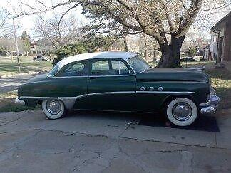 1951 buick deluxe 2 dr for sale in wichita kansas classified. Black Bedroom Furniture Sets. Home Design Ideas