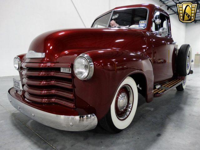 American Auto Sales Houston Tx: 1951 Chevrolet 3100 5 Window For Sale In Houston, Texas