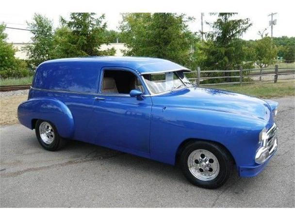1951 chevrolet sedan delivery for sale in lansing michigan classified. Black Bedroom Furniture Sets. Home Design Ideas