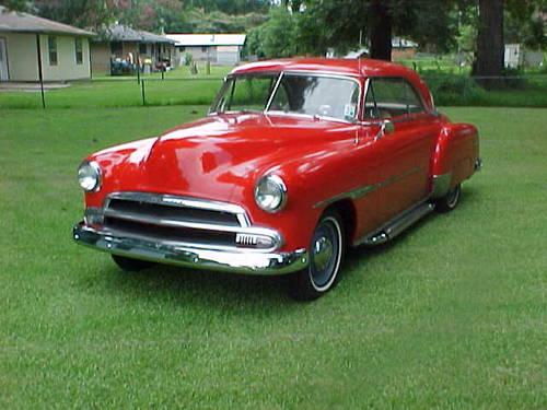 1951 chevy wiring harness 1951 chevy bel air deluxe hardtop for sale in alex  louisiana  1951 chevy bel air deluxe hardtop for