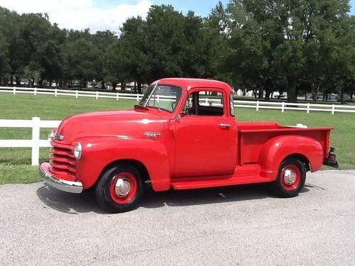 1951 chevy vintage truck for sale in orlando florida classified. Black Bedroom Furniture Sets. Home Design Ideas