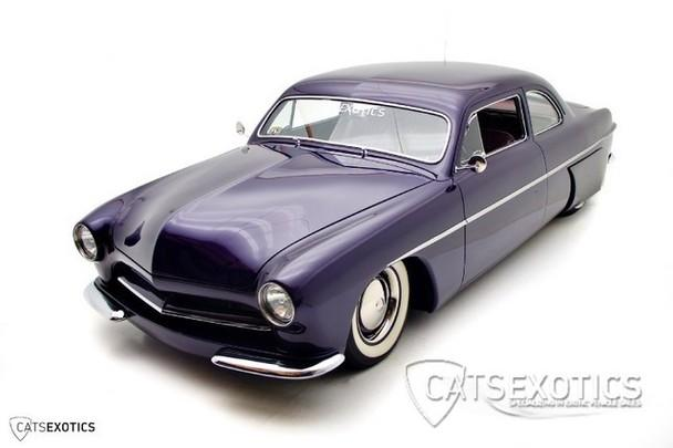 1951 Ford Coupe Shoebox Restomod