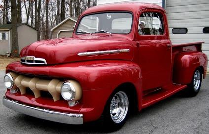 1951 Ford F1 Pick Up Truck For Sale In Havertown