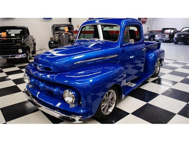 1951 Ford Pickup for Sale in Mooresville, North Carolina Classified ...