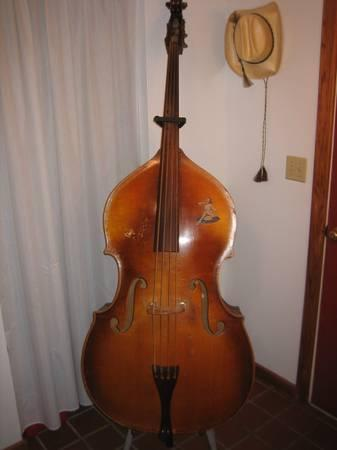 1951 kay maestro m1 upright bass rockabilly for sale in bloomington indiana classified. Black Bedroom Furniture Sets. Home Design Ideas