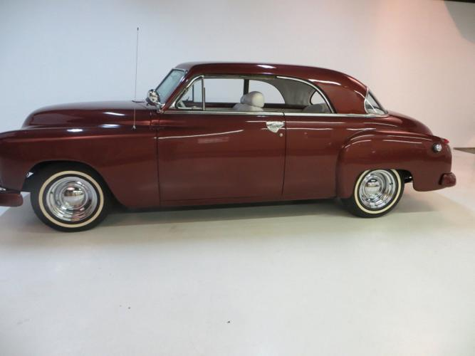 1951 Plymouth BELVEDERE COUPE HARDTOP RWD