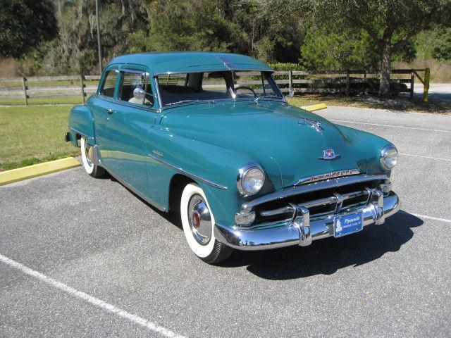 1951 plymouth cranbrook club coupe for sale in lake forest for 1951 plymouth 3 window coupe