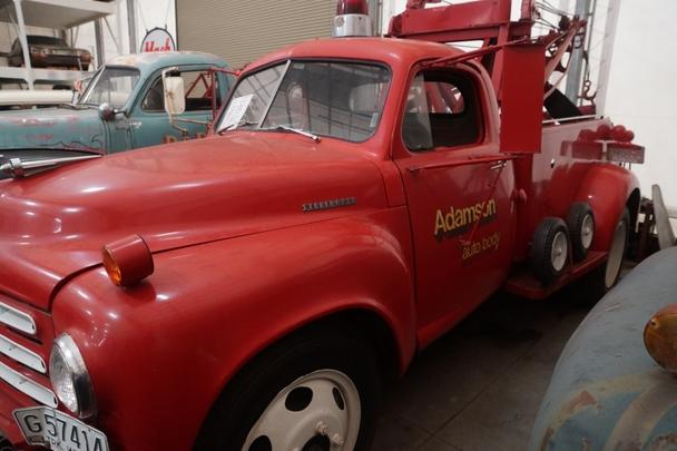 1951 studebaker tow truck for sale in seattle washington classified. Black Bedroom Furniture Sets. Home Design Ideas