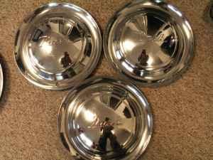 1952-55 Nash Hub Cap hubcap x 3 - $30 Denver