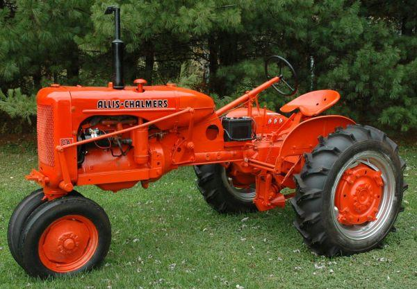 1952 Allis-chalmers Ca Tractor