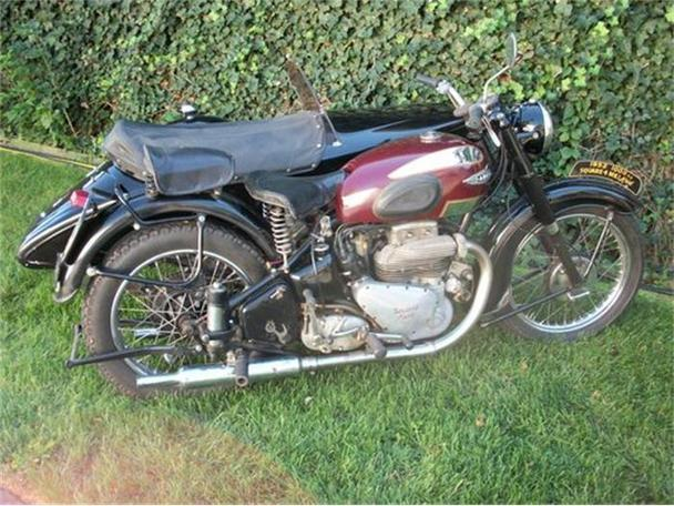 1952 antique motorcycle for sale in providence rhode island classified. Black Bedroom Furniture Sets. Home Design Ideas
