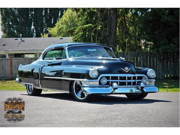 1952 cadillac series 62 for sale in mount vernon washington classified. Black Bedroom Furniture Sets. Home Design Ideas